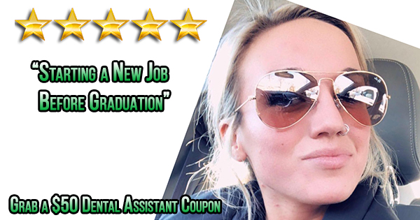 dental assistant job